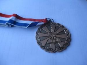 USHA Hindi medal for students