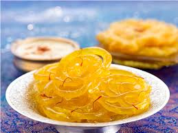 Indian Sweet Jalebi