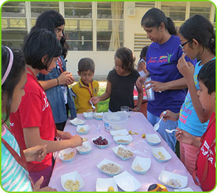Celebrate Indian Festivals with Jano India Kids Camp